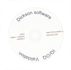 Dickson Software IQOQ Validation CD Package