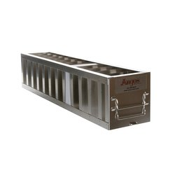 """Argos RC102A Chest Freezer Vertical Rack for 2"""" Boxes - 10 Box"""