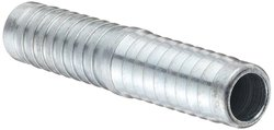 "Dixon Zinc Plated Steel Shank/Water Fitting - 6"" Hose ID Barbed"