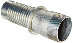 """Dixon Carbon Steel Cam & Groove Fitting - 2"""" NPT Male x 2"""" Hose ID Barbed"""