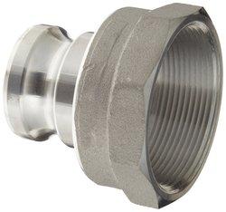 Dixon Aluminum Type A Cam & Groove Reducing Hose Fitting