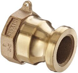 Dixon Brass Boss Lock Type A Cam & Groove Hose Fitting