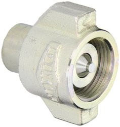 Dixon 8WSF8-BOP Steel Blowout Prevention Safety Hydraulic Fitting
