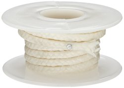Palmetto Meta Aramid Compression Packing Seal - White