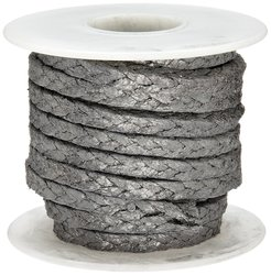 Palmetto Flexible Graphite with Inconel Wire Compression Seal - Dull Gray