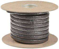 Palmetto Graphite Impregnated Kynol/Aramid Compression Seal - Dull Gray