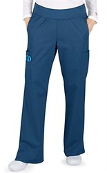 White Cross Women's Allure Yoga Inpsired Scrub Pant