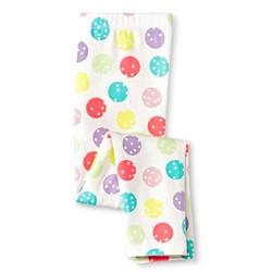 Circo Toddler Girl's Polka Dots Leggings - Multicolor - Size: 2T
