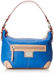 Tignanello All Star Shoulder Bag Royal/Vachetta