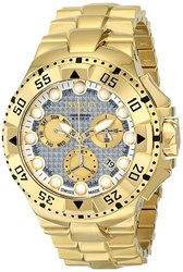 Invicta Men's Excursion 15983 Silver Stainless-Steel Swiss Chronograph Watch