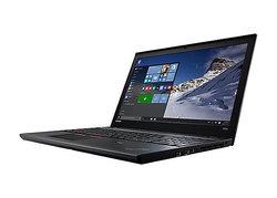 "Lenovo ThinkPad 15.6"" Laptop i7 16GB 512GB SSD Windows 7 Pro (20FLCTO1WW)"