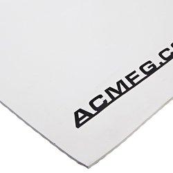 """Advanced Custom 3' L x 2' W x 1/8"""" T FOD Shield Rubberized Work Mat"""