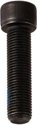 "1-1/2"" L Black Oxide Alloy Steel Hex Socket Head Cap Screw PK of 25"
