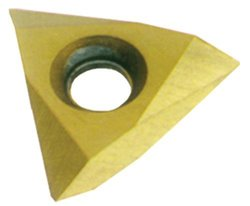 Cobra Carbide 43680 On-Edge Solid Carbide Threading Insert - Pack of 10