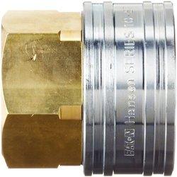 "Eaton Hansen 1-1/4""-11-1/2 NPTF Female Hydraulic Fitting Socket"