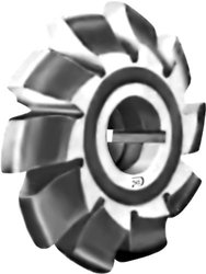 "F&D Tool 14""-Dia. Pitch 7/8""-Hole 2-1/8""-Dia. Involute Gear Milling Cutter"