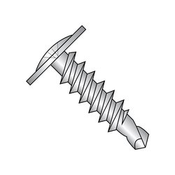 Small Parts #6-20 18-8 Stainless Steel Self-Drilling Screw - Pack of 50