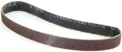 Arc Abrasives 70054 Aluminum Oxide 120 Grit Air File Belts - 50 Pk