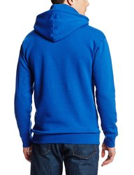 Amazon Gear Unisex 10-Ounce Hooded Sweatshirt - Royal Blue - Large