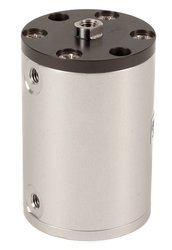 "Fabco-Air 3/4"" Bore Dia. x 1-1/2"" Stroke Double Acting Pancake Cylinder"