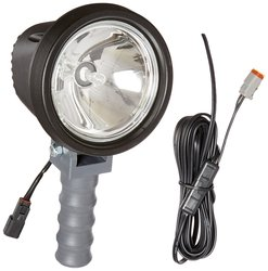 Larson 0828P3ACUPS 12 / 24 Volts DC 6 Million Candlepower Spotlight