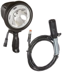 Larson 0828P3AFQ54 12 / 24 Volts 6 Million Candlepower Spotlight