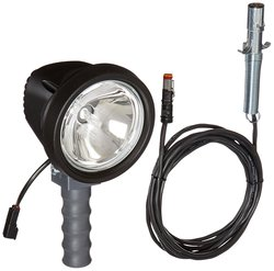 Larson 0828P3AFS3Y 12 / 24 Volts 6 Million Candlepower Spotlight