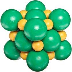 "3B Scientific 5.3"" x 5.3"" x 4.9"" Sodium Chloride Molecular Model"