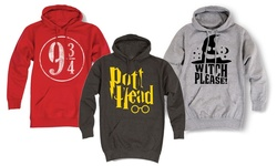 Men's Wizards And Magic Hoodies: Nine And Three Quarters/xl