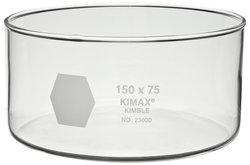 Kimax Glass 50mL Crystallizing Dish 50mm Diameter x 35mm Height