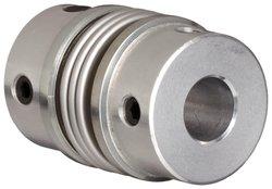 Huco 530.26.2828.Z Flex-B Bellows Coupling - Aluminum - Size: 26