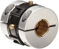 Huco 207.18.2224.Z Universal-Lateral Coupling and Ring Clamp - Size: 18