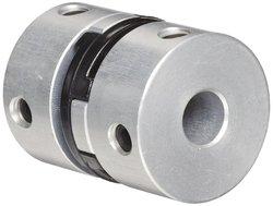 Huco 514H25.2828.Z Oldham Coupling - Aluminum - Size: 25