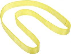 Mazzella EN2-902 Edgeguard Nylon Web Sling - Yellow - Size: 8' Length