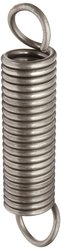 Associated Spring Raymond Music Wire Extension Spring 10Pc - Size: 172 mm