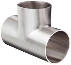 "Dixon B7WWW-R200P Stainless Steel 316L Polished Fitting - 2"" Tube OD"