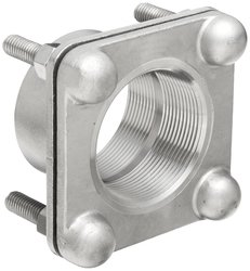 "Dixon 63038 Stainless Steel Bolted Fitting - 2"" NPT Female"