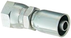 Eaton Coll O Crimp 06E-356 British Standard Female Pipe Swivel Fitting
