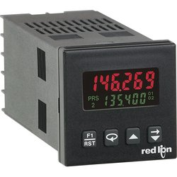 Red Lion Triple Preset Batch 1/16 DIN Counter Digital Panel Meter