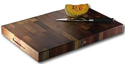 CUBE series 14 Inch x 22 Inch x 2 Inch End Grain Butcher Block by Tree & Co