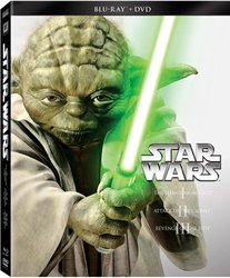 20th Century Star Wars Trilogy Episodes I-III - Blu-ray + DVD 138050
