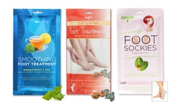 Spalife Forever Young Peppermint + Tea Foot Treatments - Pack of 4