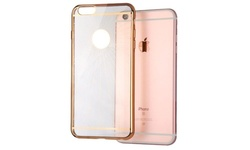 Insten Sunflower TPU Cover Case For Apple iPhone 6 6s - Gold