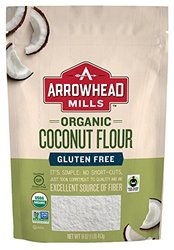 Arrowhead Mills Organic Fair Trade Coconut Flour - 16 Ounce