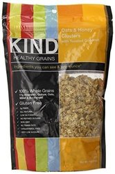 Kind Fruit & Nut Bars Clusters - Oat & Honey Coconut - 11 Oz