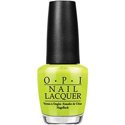 OPI Nail Polish, Life Gave Me Lemons, 0.5 fl. oz.