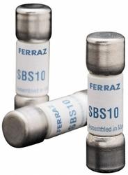 """Mersen SBS Fast-Acting Ferrule Fuse 600VAC 100kA 7 Ampere 13/32"""" x 1-3/8"""""""