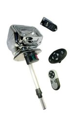 "Larson 1220O2NB694 6"" Golight Stryker Boat Wireless Remote Light- Chrome"