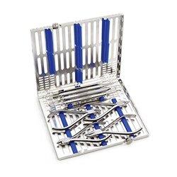 Hu-Friedy Signature Series Small Thin Ortho Cassette - Blue