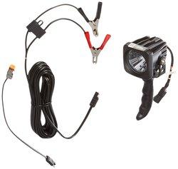 LE 0904PP4499M 16' Coil Cord High Intensity 10-Watt LED Handheld Spotlight